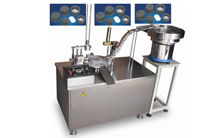 High Quality Wad Inserting Machine, Induction Wad Inserting Machine and Cap Lining Machine by Multi Pack Machinery Company - One of the Leading Cap Lining Machine Manufacturers.