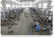 Turnkey Solutions for Packaging Machinery, Bottling Equipment Manufacturer